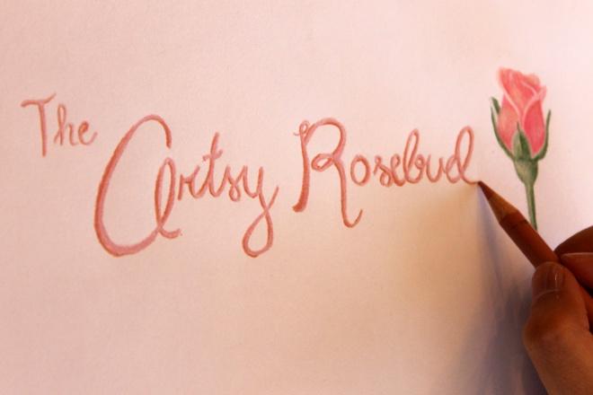 Artsy Rosebud