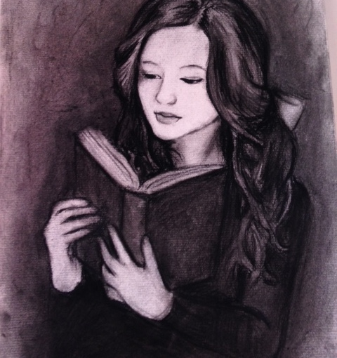 My First Charcoal Attempt inspired by EleanorCalder!