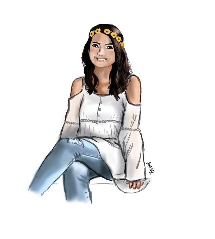 Brittany portrait