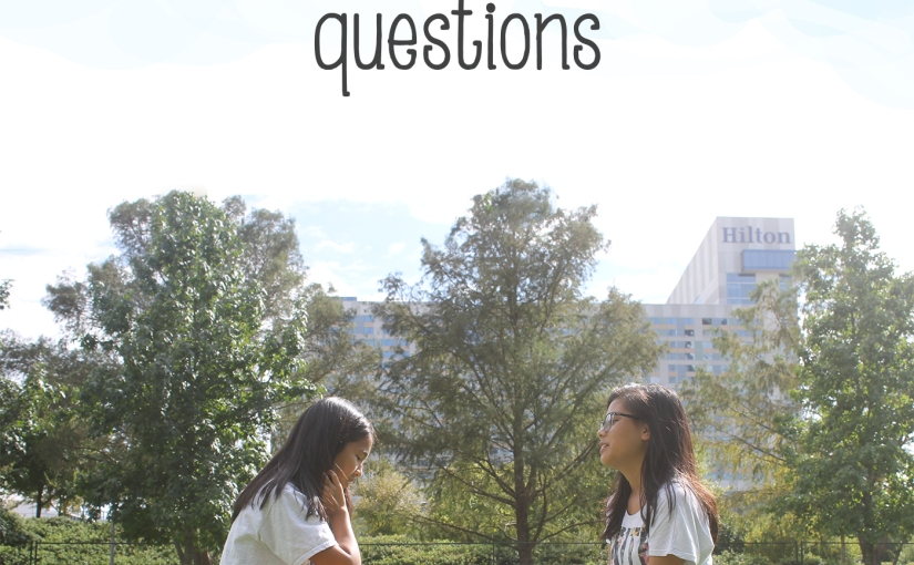 Random Questions to Ask YourFriends