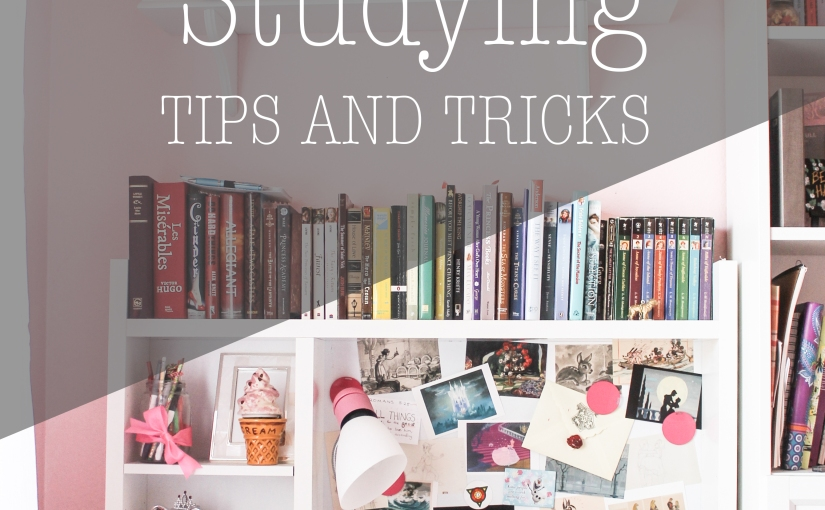 Top 5 Studying Tips and Tricks