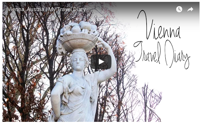 My Vienna, Austria Travel Diary