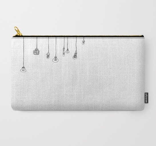 New Products! Lightbulb Design on Society6