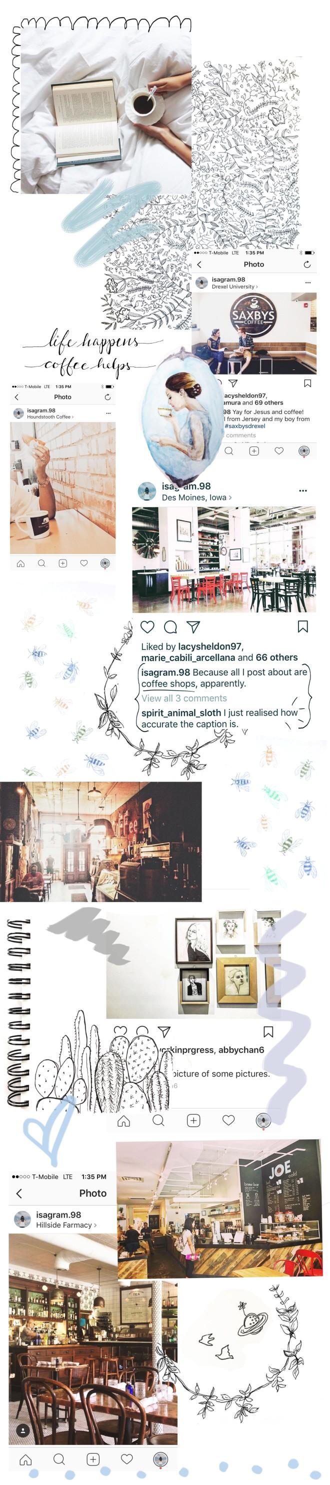 Coffe InstaStory