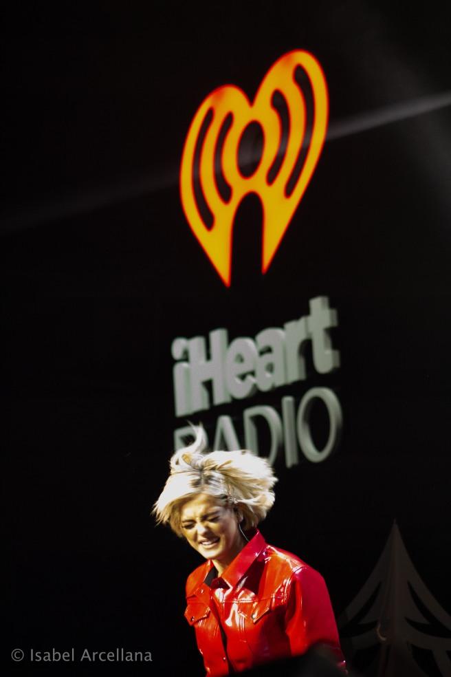 iHeart Radio Bebe Rexha