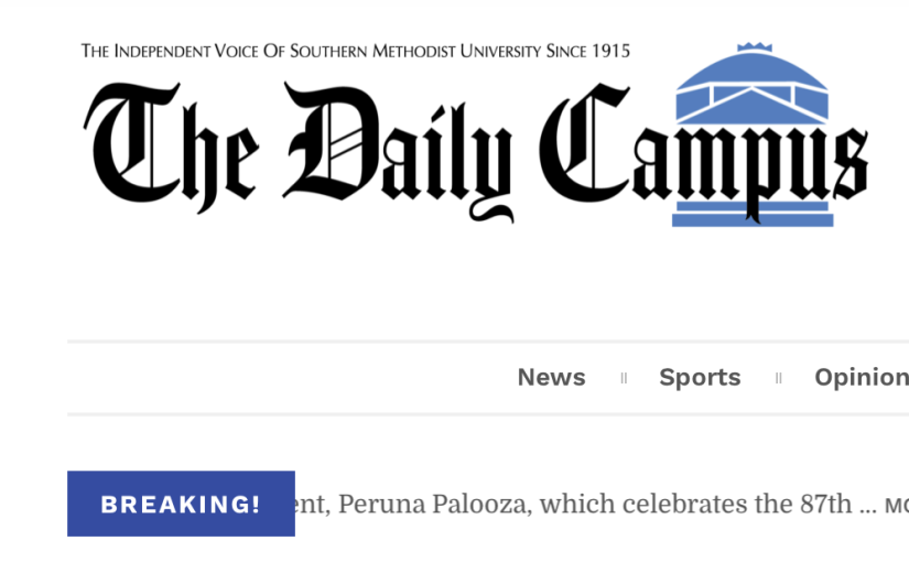 The Daily Campus | Video Project